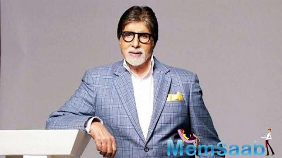 Superstar Amitabh Bachchan has again become one of the highest tax payers in Hindi Film Industry. The legendary actor has paid a tax of Rs 70 crore for the financial year 2018-2019.