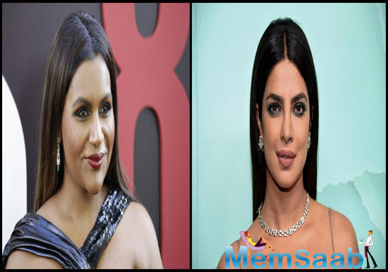 Priyanka Chorpa and Mindy Kaling are teaming up for a wedding comedy from Universal Pictures.