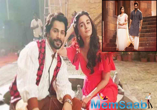 The bond and comfort they share in real life is the key to their crackling chemistry on screen, say actors Alia Bhatt and Varun Dhawan.