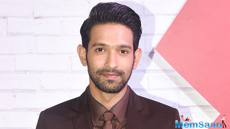 The past week has been eventful for Vikrant Massey — while he has been shooting with Deepika Padukone for Chhapaak in Delhi, his latest web release, Criminal Justice, has won him glowing reviews.