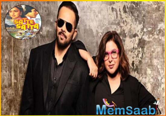 Bollywood filmmaker Rohit Shetty was recently in news for his collaboration with Farah Khan on a big project.