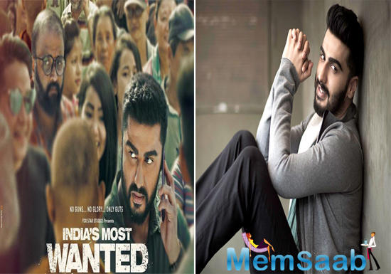 On April 16, Tuesday morning, Arjun Kapoor took to Instagram to surprise his fans with some great news. He announced that the teaser of his upcoming film, India's Most Wanted, would be released. And now, the teaser is finally out!