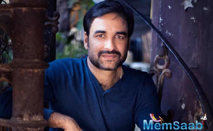 Pankaj Tripathi believes a doctor can save a dying man, but an artiste can do a lot more: heal a dying society by questioning the wrong and upholding the right.