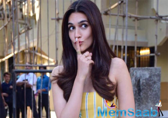 Ever since her debut in Bollywood in 2014 with Heropanti, Kriti has done her fair share of women-centric films and roles. She says she feels good when films like Bareilly Ki Barfi, Stree and Raazi do well.