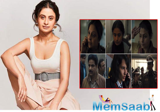Rasika Dugal who is garnering immense love for her performance in Delhi Crime is now friends with the IPS officers who helped her during the prep for her role. She is in constant touch with them and is also going to be meeting them soon again.
