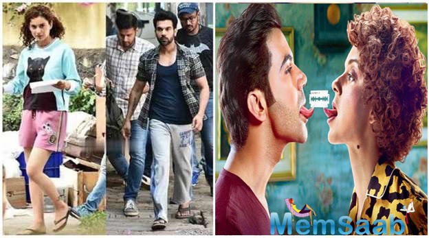 Ever since its first look was released last March, Rajkummar Rao and Kangana Ranaut-starrer Mental Hai Kya has piqued the audience's curiosity, courtesy its offbeat treatment of the film's subject - mental illness.