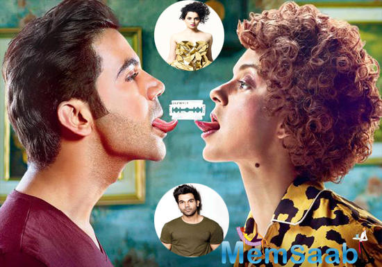 With the unit having finally wrapped up the shoot, mid-day lay its hands on an exclusive picture of Mental Hai Kya. The Kangana Ranaut and Rajkummar Rao starrer is set to hit the marquee on June 21.