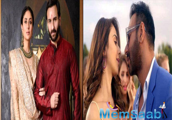 Now, a report by DNA suggests that after the launch of the trailer on his birthday, April 2, Ajay Devgn called Saif Ali Khan up and told him about the dialogue.