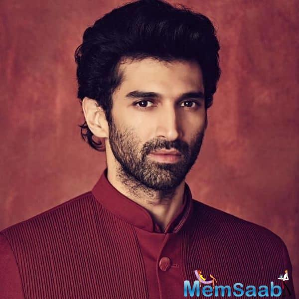 """Asked about how the business of cinema defines the longevity of an actor's career in Bollywood, Aditya said: """"Look, if there is an investment, profit will be counted because that is the rule of business in every industry."""