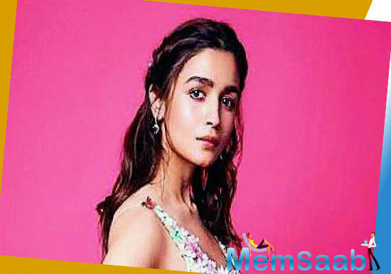 At last, an actor from the film industry has taken a resolute stand against Kangana Ranaut's ongoing rant against Alia Bhatt.