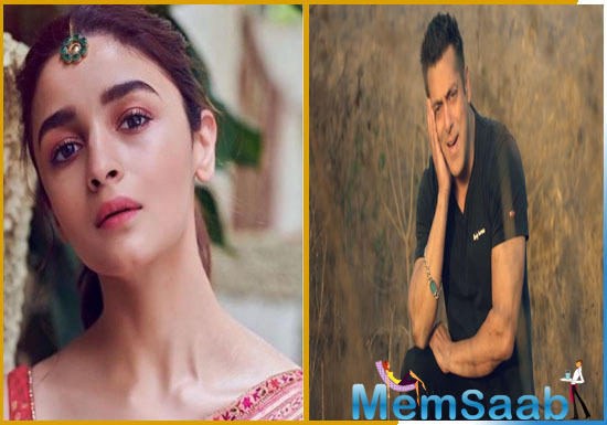 "According to a report , Salman Khan will be seen in his 40s and Alia in 20s. The source adds, ""Salman is a businessman in his mid-40s. The character is reminiscent of his turn in his 1997 romcom Jab Pyar Kisise Hota Hai."