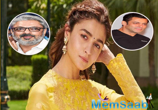 For Alia, getting a role in Bhansali's film is like a dream come true.