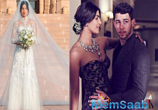 Priyanka Chopra Jonas' stunning Ralph Lauren gown has been the talk of the town ever since her Jaipur wedding in.