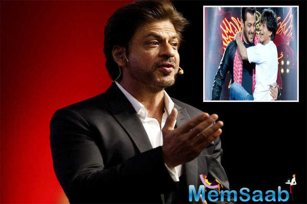 An elated SRK took to Twitter and thanked his fans. He wrote,