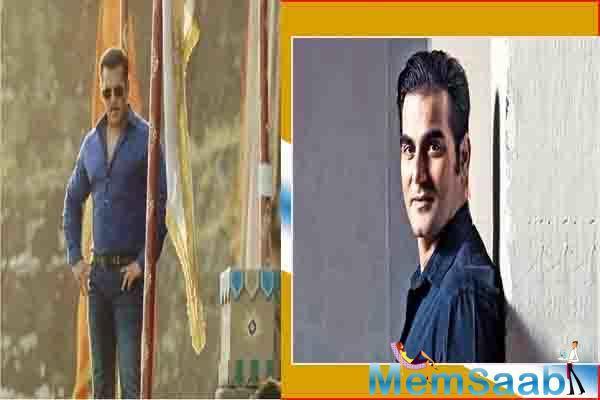 Arbaaz Khan, who is busy producing
