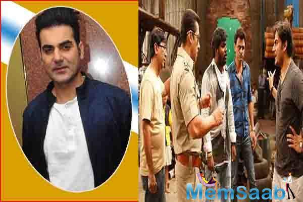 Arbaaz said web series are the next big thing in the world of entertainment.
