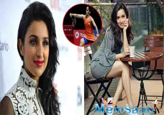 Parineeti Chopra is not keeping any stone unturned for her next big project where she plays the badminton player Saina Nehwal. And, the actress is rigorously training for the biopic, giving her best to achieve an athletic body.