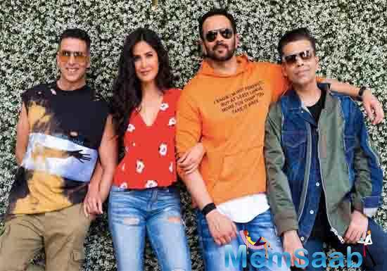It will be after nine whole years that Akshay and Katrina , most remembered for their movies like Namaste London, Humko Deewana Kar Gaye, Welcome, De Dana Dhan and Singh Is Kiing, will come back on screen.