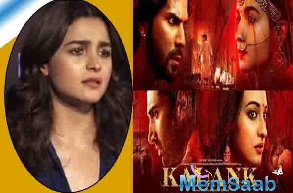 Alia Bhatt takes the dismal performance of her recent film Kalank on the chin and says she needs to work better to make sure that the cinema-going audience as well as the critics are happier