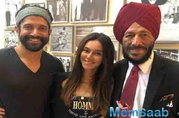After 2013, six years later in 2019, the hit duo - Farhan Akhtar and Rakeysh Omprakash Mehra are all set to reunite to recreate the magic on screen for a film based on boxing titled, Toofan,