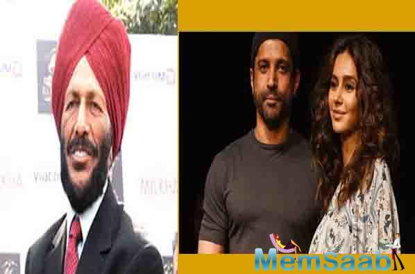 Farhan Akhtar essayed the role of Milkha Singh in his biopic Bhaag Milkha Bhaag. The film, directed by Rakeysh Omprakash Mehra released on July 11, 2013, became one of the most successful sports films of our nation.