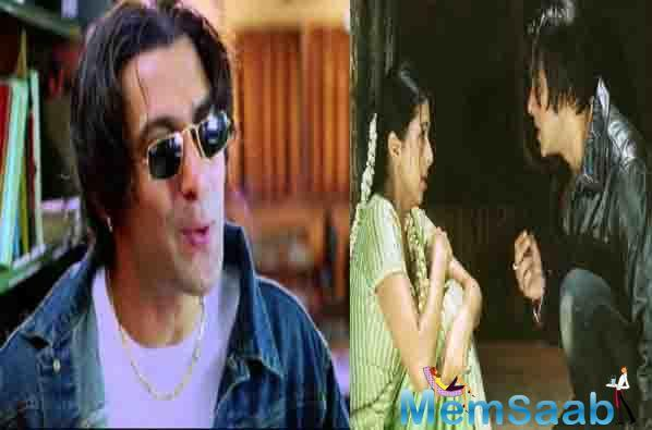 Tere Naam was a romantic drama film directed by Satish Kaushik. Written by Bala and Jainendra Jain, the film starred Salman Khan and Bhumika Chawla in the lead role.