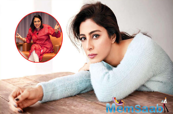 If Tabu says yes, she will be essaying the role of the primary protagonist who's also the main anti-heroine in the film.