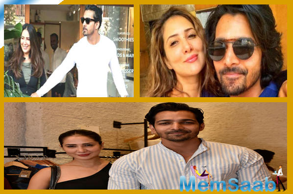 Kim Sharma, who made her Bollywood debut with YRF's Mohabbatein, was married to Kenya-based businessman Ali Punjani in 2010. They later divorced.