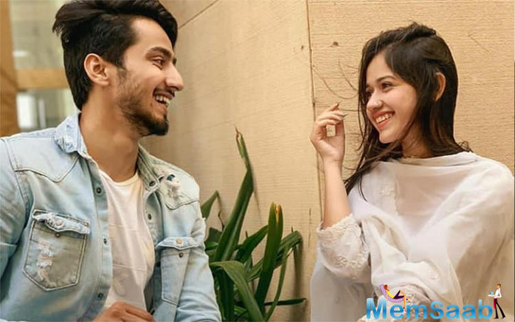 Jannat Zubair who is known for her characters on television shows like Phulwa, Bharat Ka Veer Putra– Maharana Pratap and Tu Aashiqui is set to star opposite Faisal Shaikh in a forthcoming untitled show.