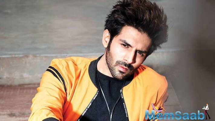 Kartik Aaryan is currently busy with the shooting of an untitled Imtiaz Ali's movie, which also stars Sara Ali Khan in the lead role.