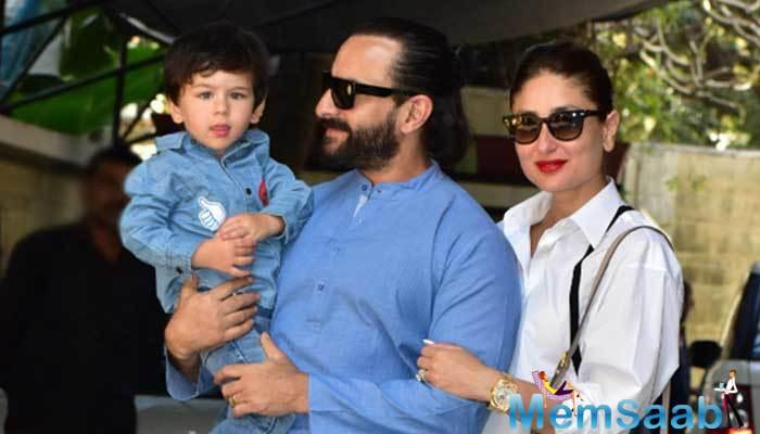 The royal couple of Bollywood, Saif Ali Khan and Kareena Kapoor Khan has always been giving relationship goals to many people. Their bond, love, respect towards each other is something fans admire the most.