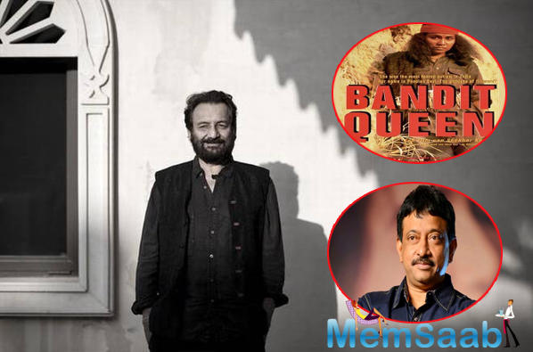 Acclaimed filmmaker Shekhar Kapur said his directorial 'Bandit Queen', which released in 1994, is his best film because it was shot completely intuitively.