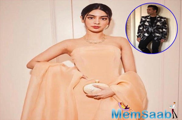 When Janhvi Kapoor appeared in Anaita Shroff Adjania's chat show recently, she had revealed that Khushi too will be making her Bollywood debut after completing her course at the New York Film Academy.