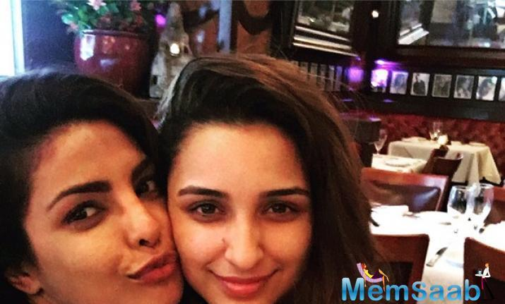 Priyanka Chopra Jonas is back in the bay for her brother Siddharth Chopra's wedding. And while she's back in her hometown close to her family, PeeCee is leaving no chance to make the most of it.