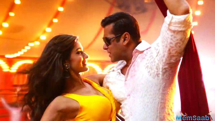 Disha Patani will be sharing screen space with Salman Khan in the upcoming film Bharat.