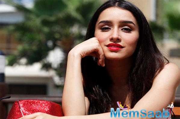 The actress is also running a tight schedule hopping from one set to another, slipping into diverse characters to ace her parts. Shraddha Kapoor is playing different characters this year and already has four films in her kitty.