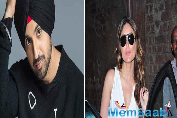 Actor-singer Diljit Dosanjh, who has been sharing glimpses of his new single KYLIE + KAREENA on his Instagram account, released the full music video of the song on Sunday.