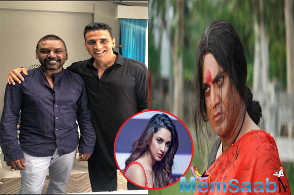 Over the weekend, Kiara Advani began work on the Akshay Kumar-starrer Laaxmi Bomb at Madh Island. She shot for a song and a couple of scenes with the Khiladi. The horror comedy is the Hindi remake of the Tamil film Muni 2: Kanchana (2011).