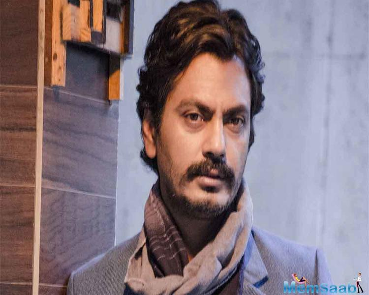 Nawazuddin Siddiqui has completed shooting for Raat Akeli Hai, which will mark Honey Trehan's directorial debut.