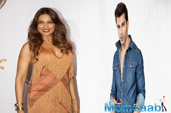 The 37-year-old actor says he loves spending time with Bipasha not just at home but at work too.