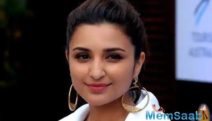With the launch of her new single, Parineeti will add another feather to her cap and won't rely on her acting career.