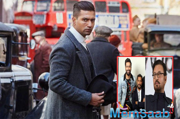 Vicky Kaushal will bring alive the story of Udham Singh, who assassinated Michael O' Dwyer, the former lieutenant governor of Punjab in pre-Independence India, in revenge for the Jallianwala Bagh massacre in Amritsar in 1919.