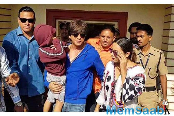 It was also a baby's day out for some of the star children like Taimur Ali Khan who came with mother Kareena, Yug Devgn who came with his parents Ajay and Kajol Devgn.