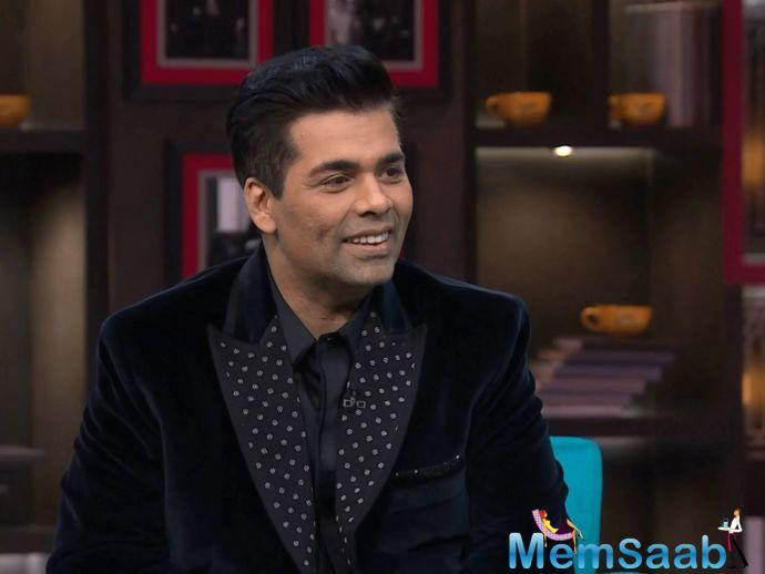 Karan Johar will be making a jump to an unknown territory — producing a web series based on the life of Bollywood celebrity agents.