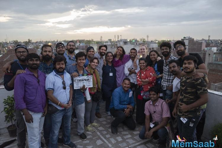 Speaking of Chhapaak, the movie had gone on floors in Delhi and the team is now shooting for the second leg in Mumbai.