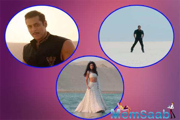The new romantic song 'Chashni' from Salman Khan and Katrina Kaif starrer Bharat is finally out. In the soulful voice of Abhijeet Srivastava, featuring Salman Khan and Katrina Kaif catch this musical treat here.