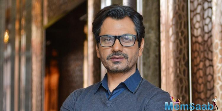 When asked if he feels people from non-film family background find it harder to make it, Nawazuddin told reporters,