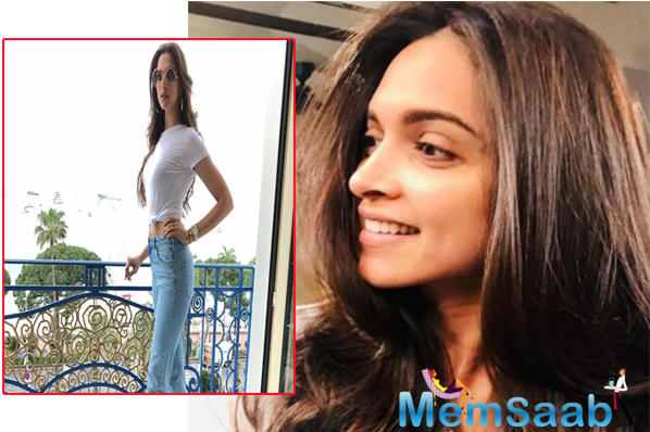 Deepika Padukone recently posted a slow-mo video of herself playing basketball in a court. Deepika has always been a fitness and a sport enthusiast so it was no surprise that she was completely acing her game in the court perfectly.