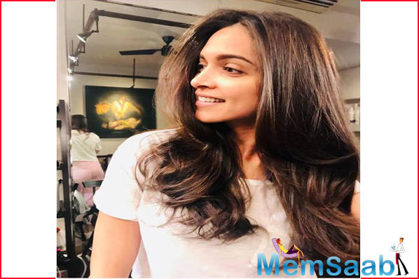 Trust Deepika Padukone to shine bright like a gem in her various public appearances.