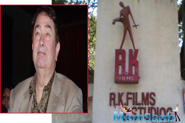 Randhir Kapoor of R K Studios said,
